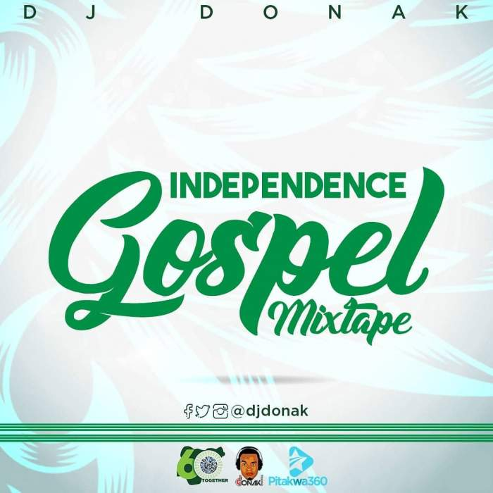 DJ Donak - Independence Worship Gospel Mix