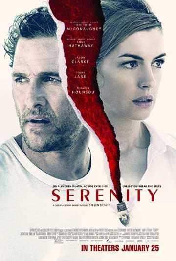 Movie: Serenity (2019)