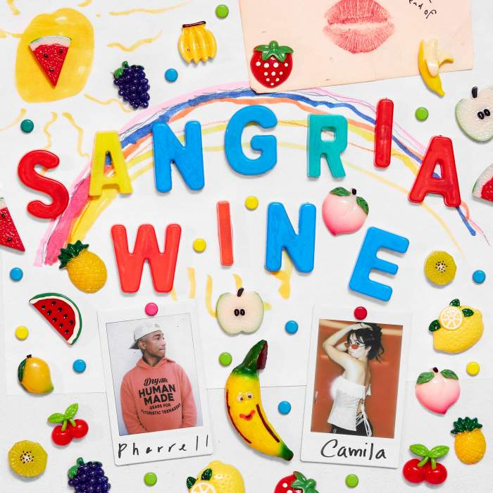 Pharrell Williams & Camila Cabello - Sangria Wine