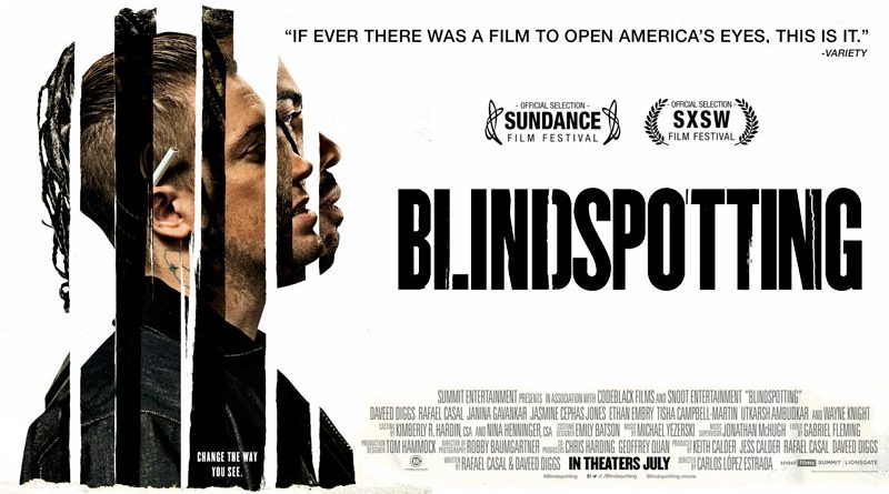 MOVIE :Blindspotting (2018)