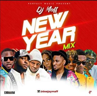DJ Mix: DJ Maff - New Year Mix 2020