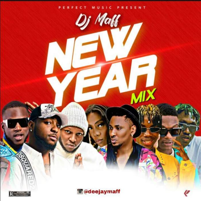 DJ Maff - New Year Mix 2020