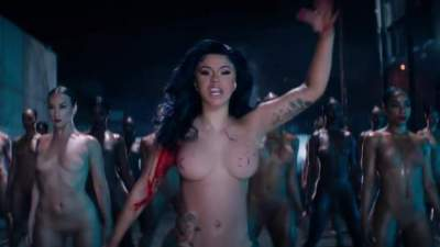 Video: Cardi B - Press