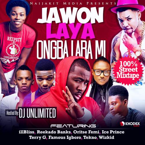 DJ Unlimited - Jawonlaya Ongba Mix