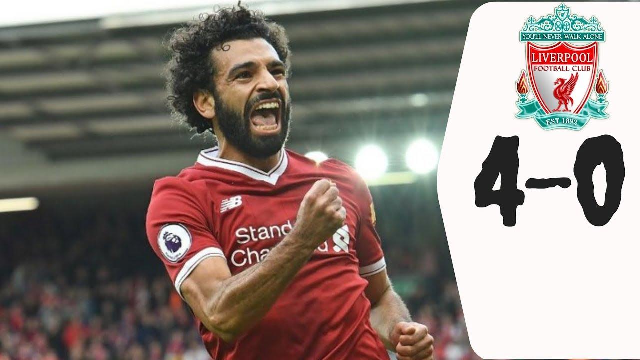 Bournemouth 0 - 4 Liverpool (Dec-08-2018) Premier League Highlights