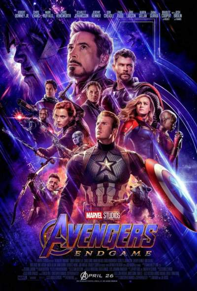 Movie: Avengers: Endgame (2019) [CAMRip]