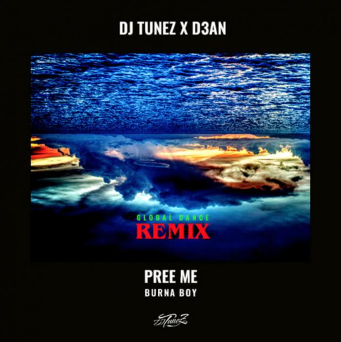 Burna Boy - Pree Me (DJ Tunez & D3AN Remix)