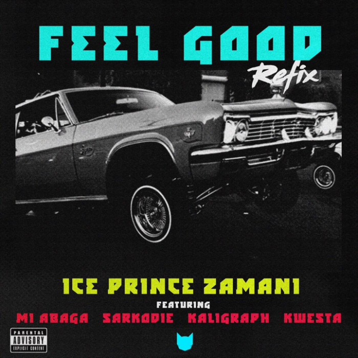 Ice Prince - Feel Good (Remix) (feat. Kwesta, M.I Abaga, Sarkodie & Khaligraph Jones)