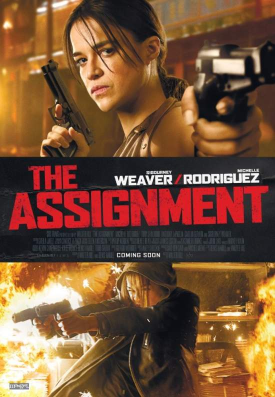 The Assignment(2016)