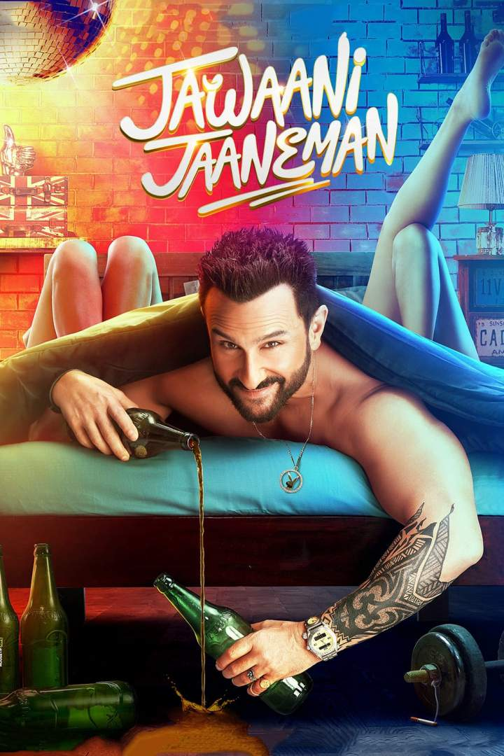 Jawaani Jaaneman (2020) [Indian]