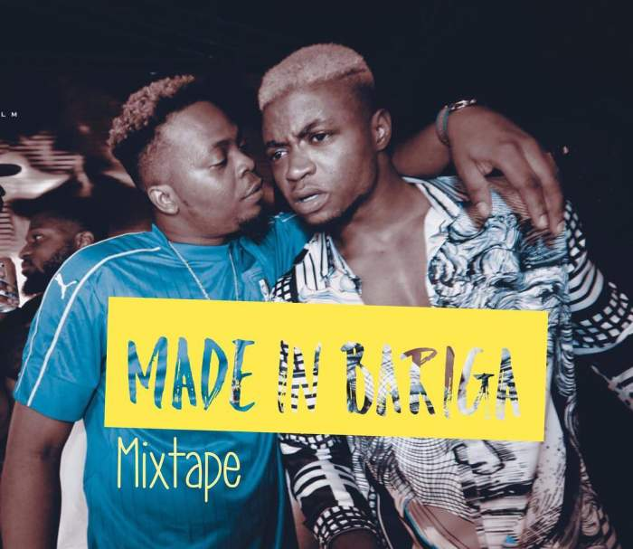 DJ Enimoney - Made in Bariga (Best of Olamide) Mix