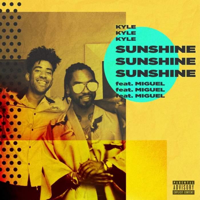 KYLE - Sunshine (feat. Miguel)