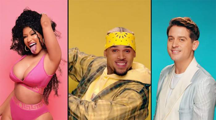 Chris Brown - Wobble Up (feat. Nicki Minaj & G-Eazy)