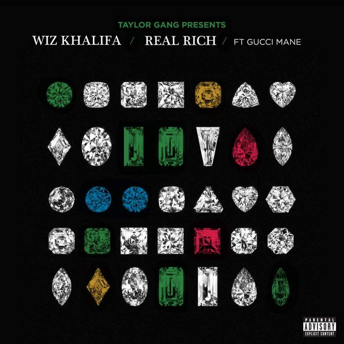 Wiz Khalifa - Real Rich (feat. Gucci Mane)