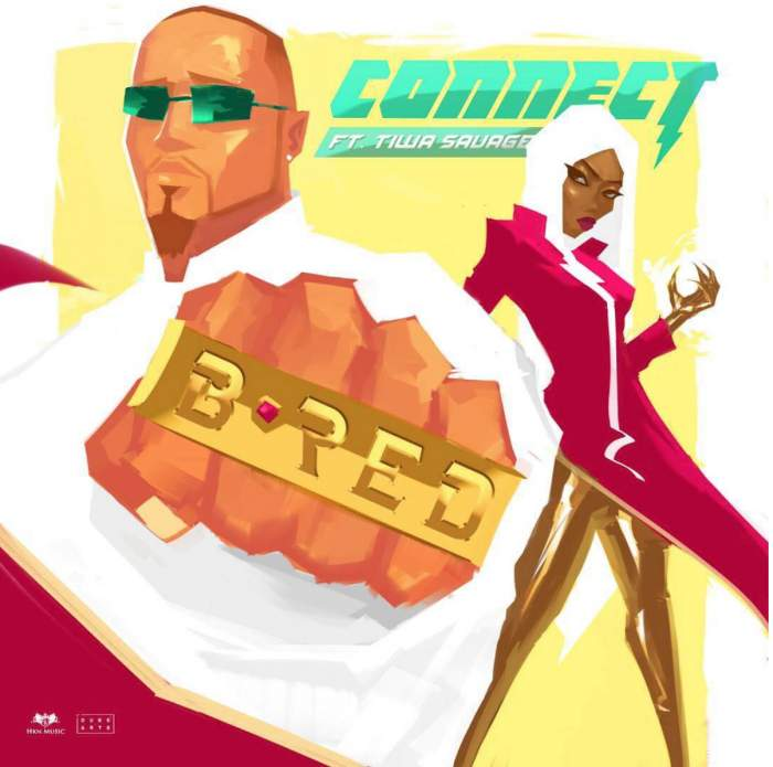 B-Red - Connect (feat. Tiwa Savage)