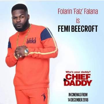 Music: Falz - The Famzy Anthem (Chief Daddy OST)