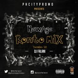 DJ Falani - NewAge Konto Mix