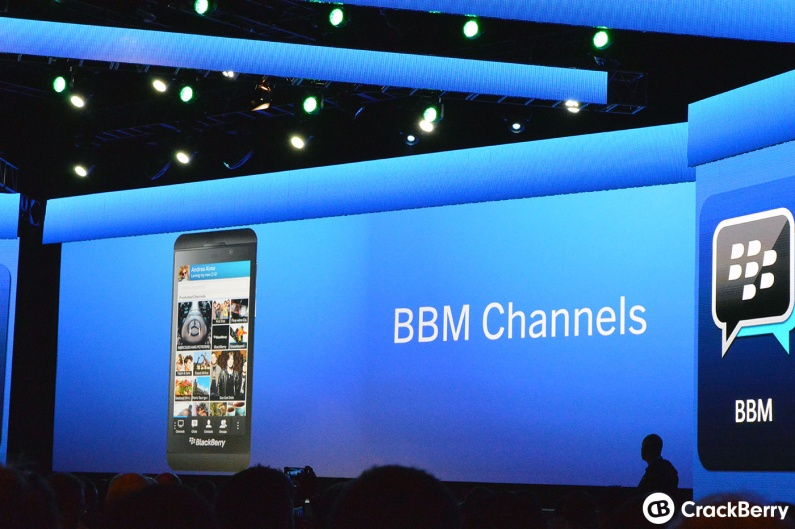 How To Subscribe To A Blackberry Messenger (BBM) Channel