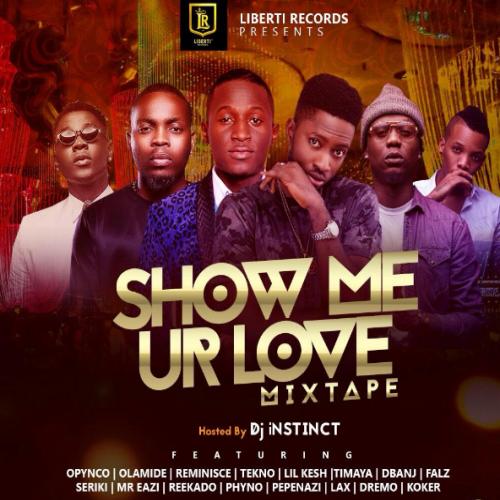DJ Instinct - Show Me Your Love Mix