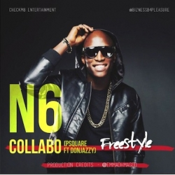 N6 - Collabo (P-Square Cover) Freestyle
