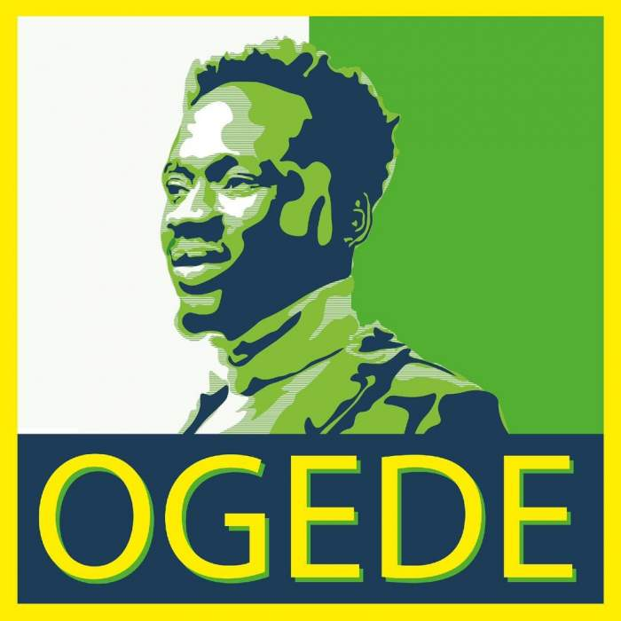 Mr Eazi - Keys To The City (Ogede)