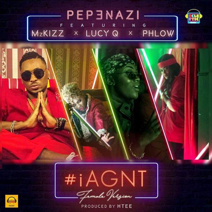 Pepenazi - I Ain't Gat No Time (Female Version) (feat. Mz Kiss, Lucy Q & Phlow)