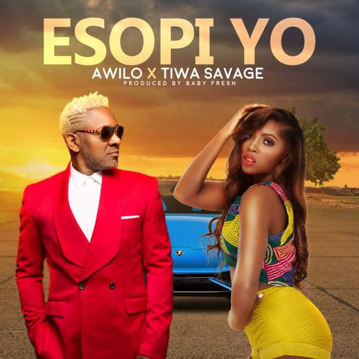Awilo Longomba - Esopi Yo (feat. Tiwa Savage)