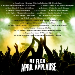 DJ Flex - April Applause Mix