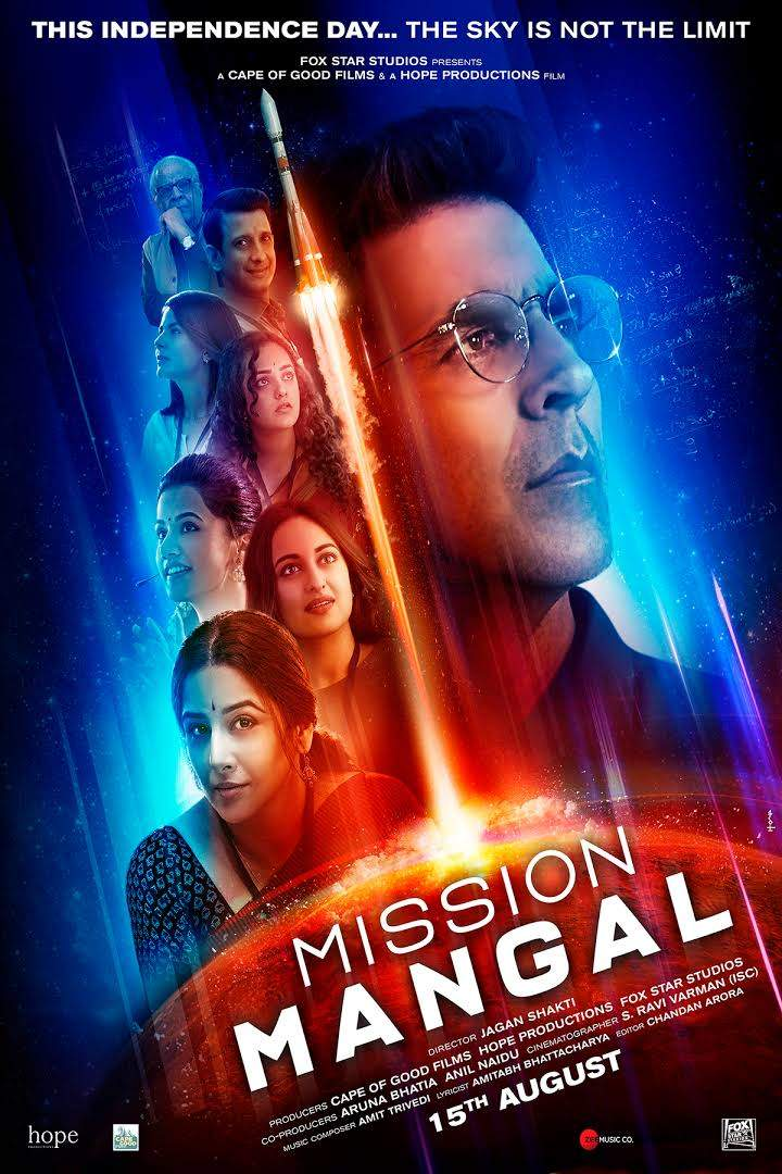 Mission Mangal (2019) [Indian]