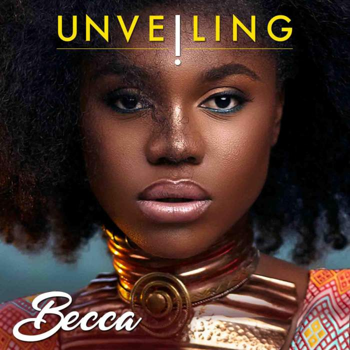 Becca - With You (feat. Stonebwoy)