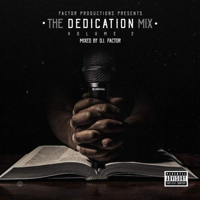 DJ Factor - The Dedication Mix (Vol. 2)