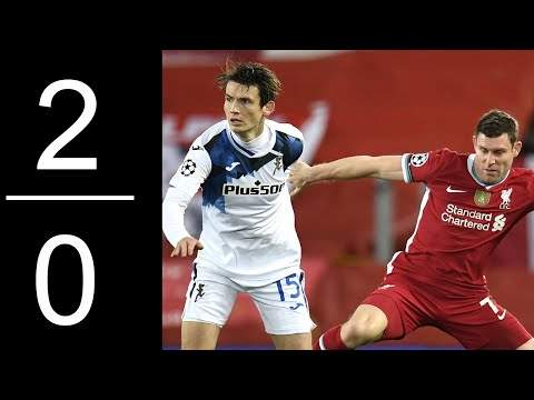 Liverpool 0 - 2 Atalanta (Nov-25-2020) UEFA Champions League Highlights