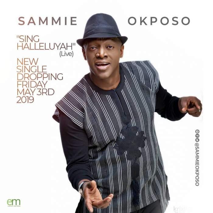 Sammie Okposo - Sing Hallelujah