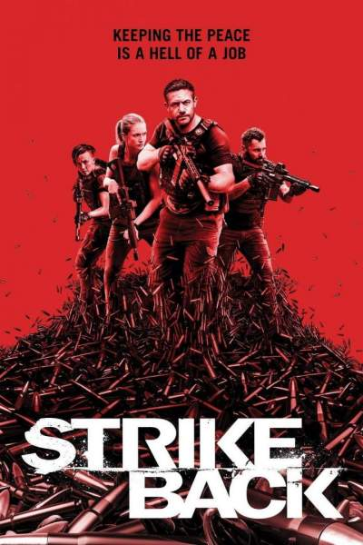 Season Premiere: Strike Back Season 8 Episode 1