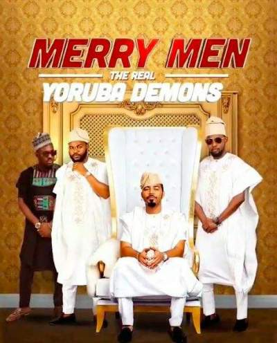 Nollywood Movie: Merry Men: The Real Yoruba Demons (2018)
