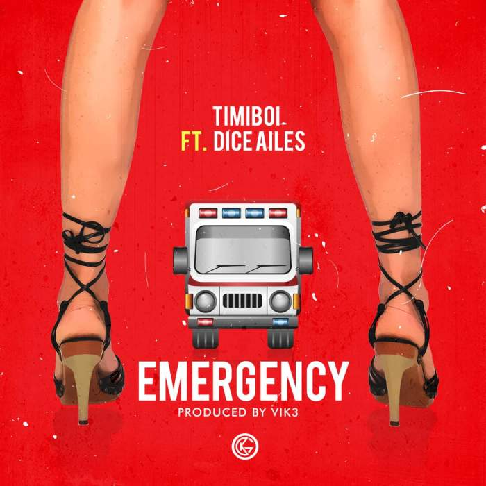 TimiBoi - Emergency (feat. Dice Ailes)