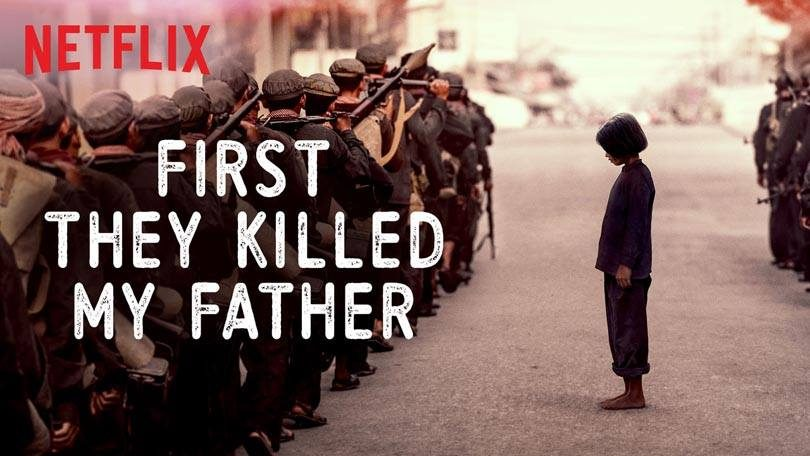 First They Killed My Father (2017) [Cambodian]