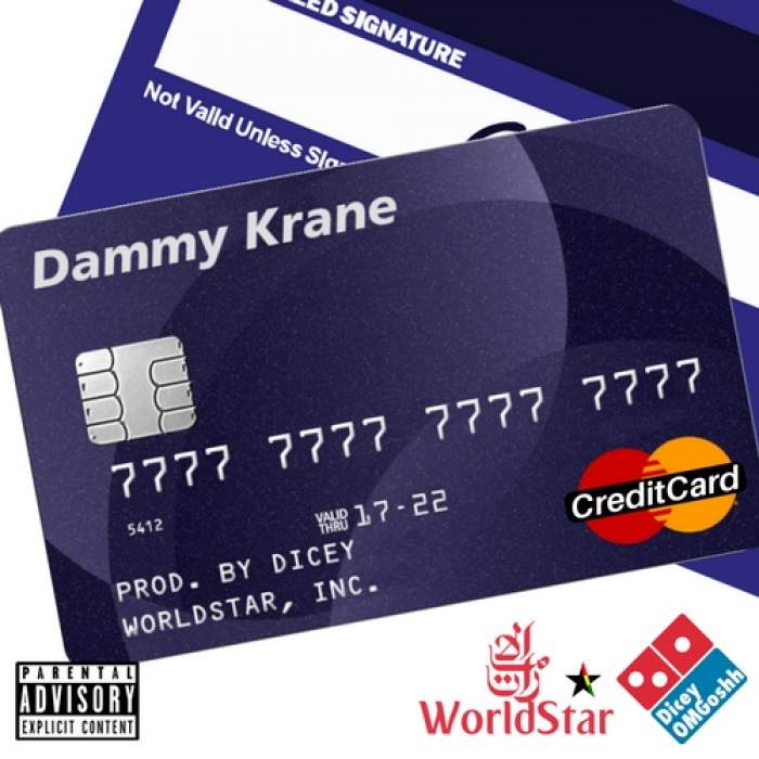 Dammy Krane - Credit Card (Moves)