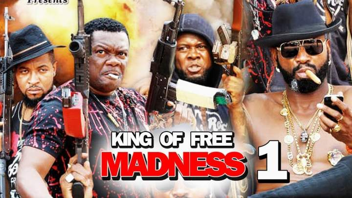 King of Free Madness (2019)