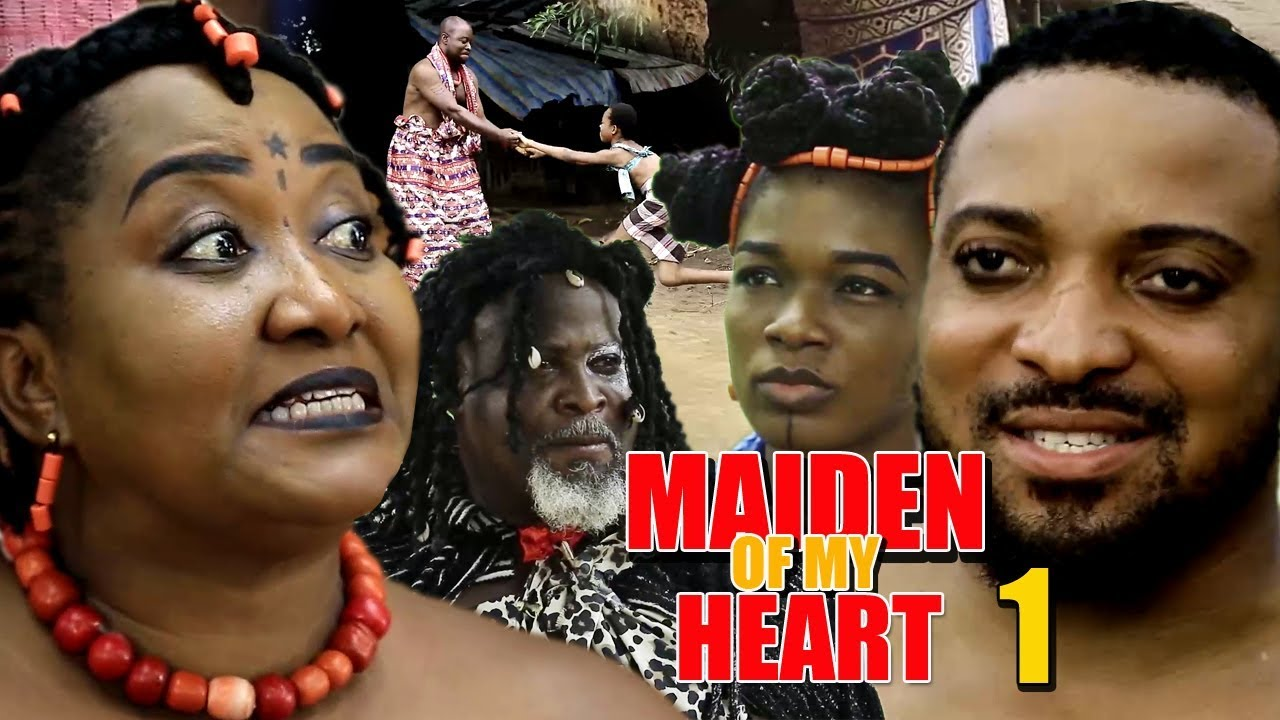 Maiden Of My Heart (2018)