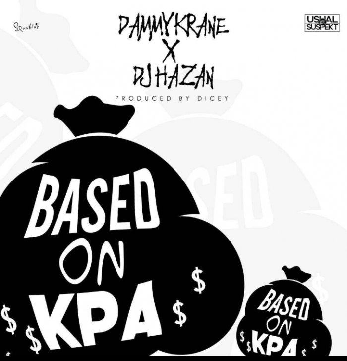 DJ Hazan & Dammy Krane - Based on Kpa