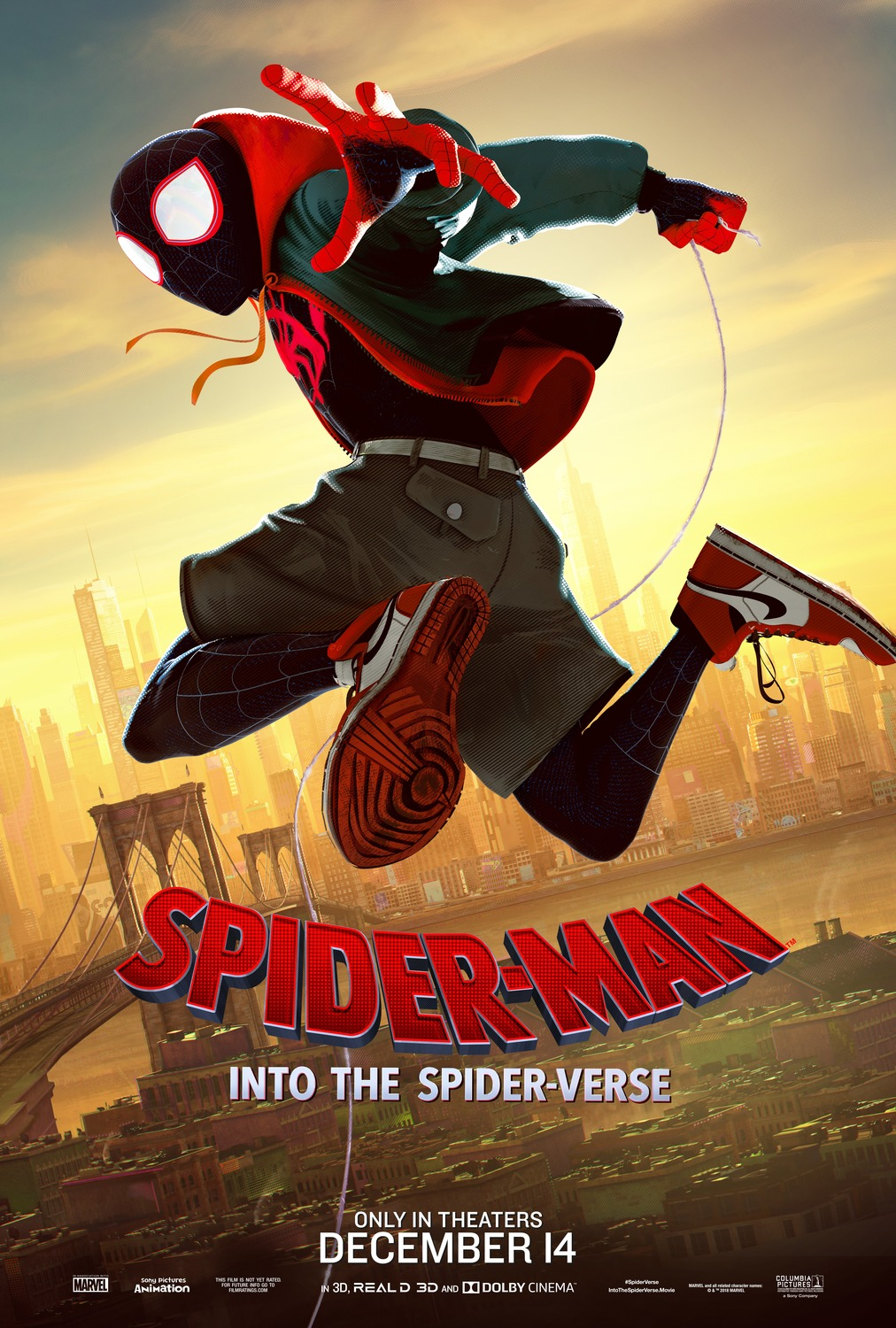 FRESH MOVIE :Spider-Man: Into the Spider-Verse (2018)