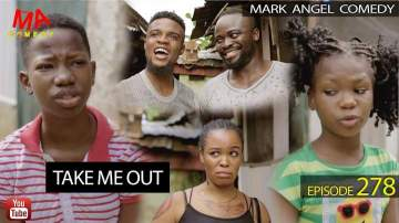 Comedy Skit: Mark Angel Comedy - Episode 278 (Take Me Out)