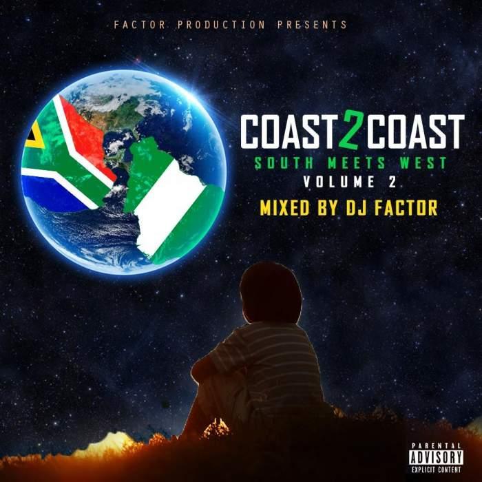 DJ Factor - Coast 2 Coast (South Meets West) Mix [Vol. 2]