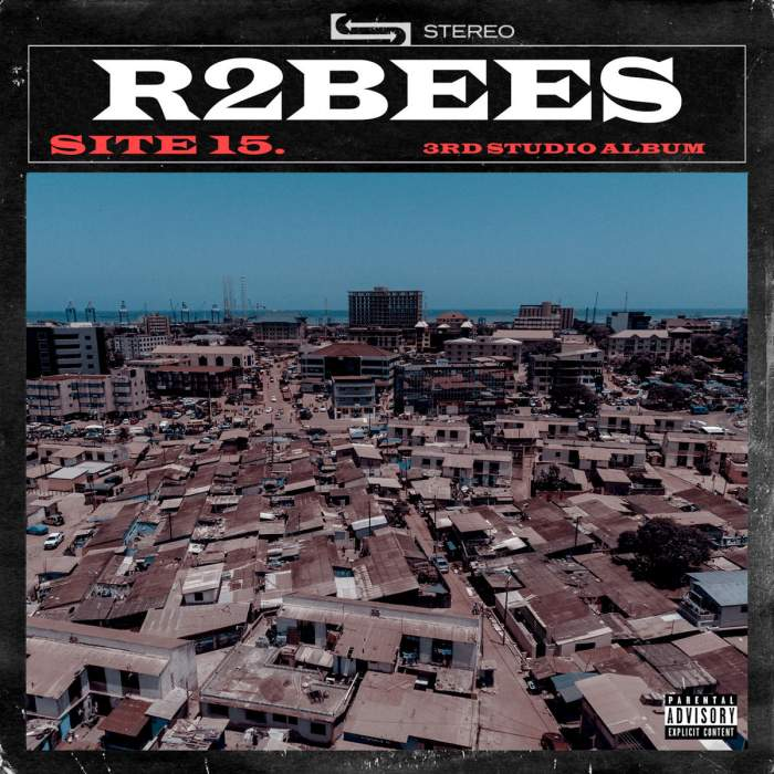 R2Bees - We Dey Vibe