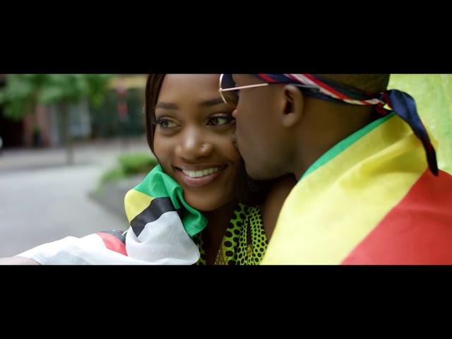 Dotman - Afro Girl (feat. Mr Eazi)