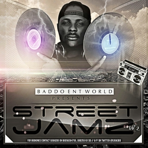 DJ Baddo - Street Jamz Mixtapes (Vol.2)