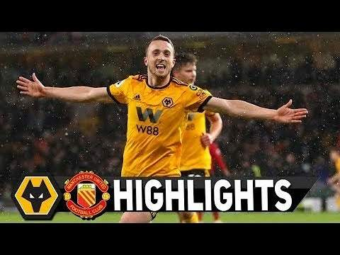Wolves 2 - 1 Manchester United (02-Aug-2019) Premier League Highlights