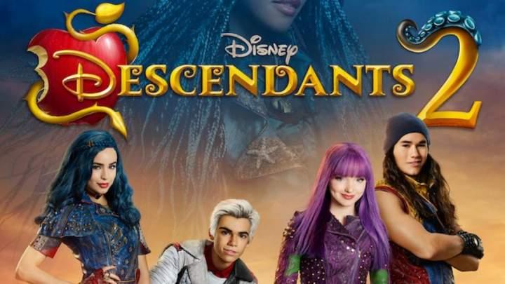 Descendants 2 (2017)