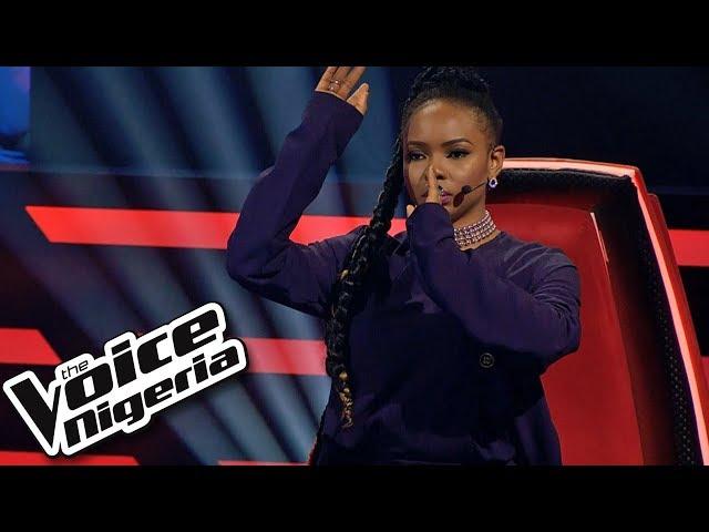 The Voice Nigeria Season 2 Episode 7 Highlights